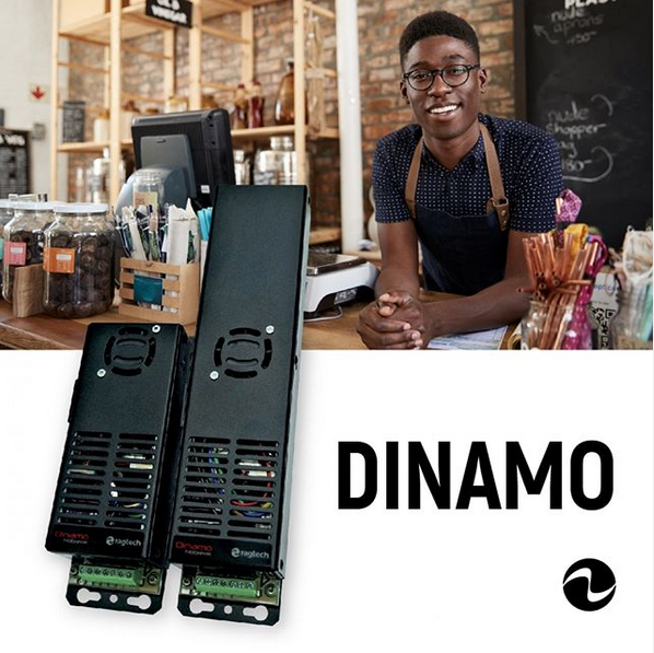 DINAMO o menor nobreak do mercado!