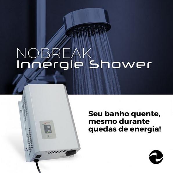 Seu banho quente mesmo durante quedas de energia!