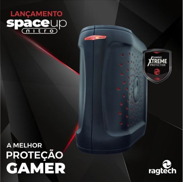LANÇAMENTO Protetor Space Up Nitro